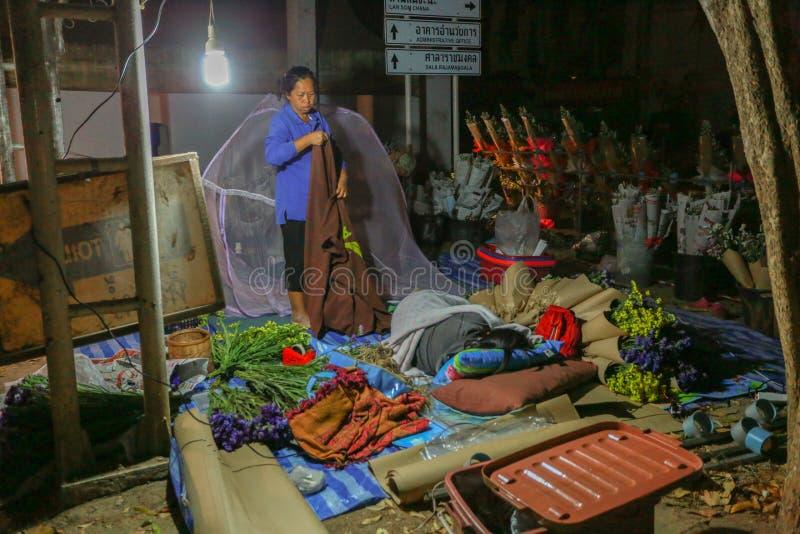 Chiang Mai Tajlandia obrazy royalty free