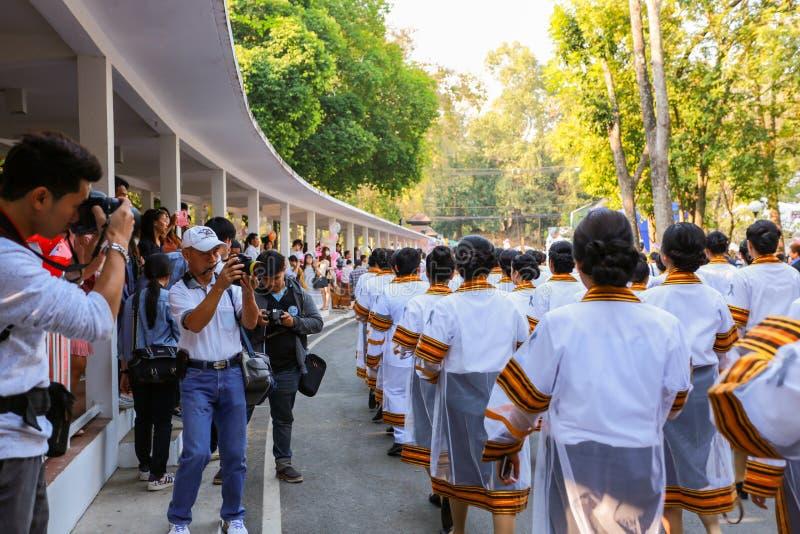 Chiang Mai Tajlandia fotografia stock