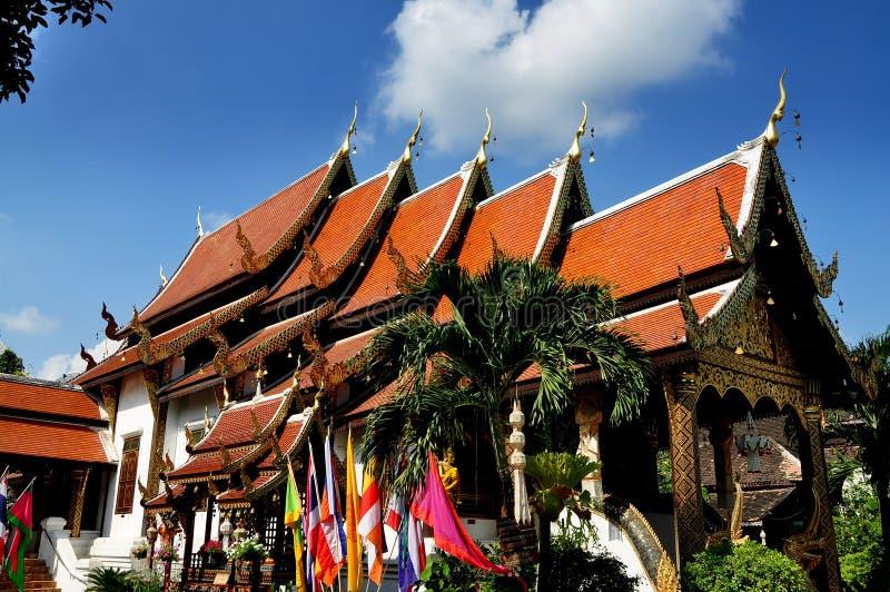 Chiang Mai TH: Wat Ket Karam fotografering för bildbyråer