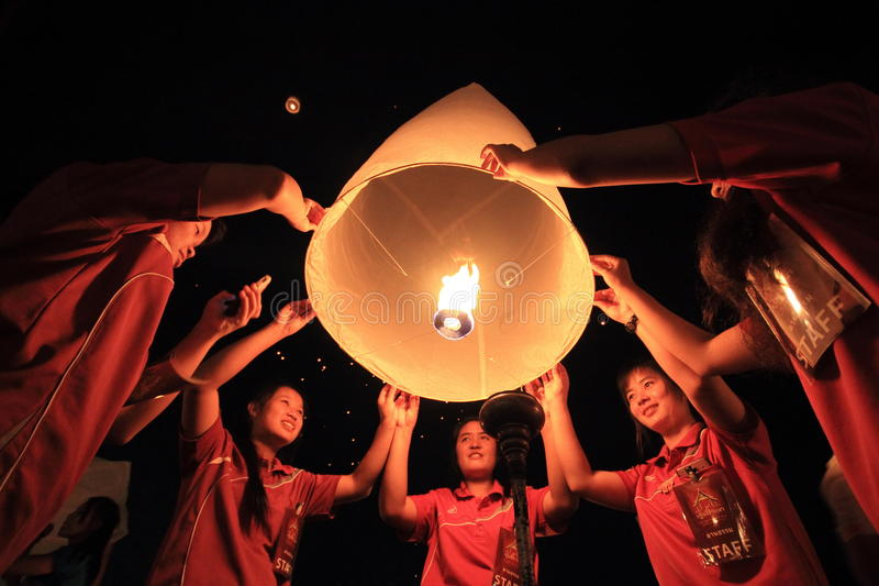 Chiang Mai Thailand lizenzfreies stockbild