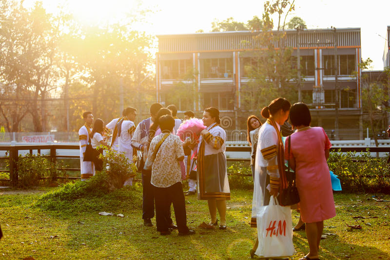 Chiang Mai Thailand imagenes de archivo