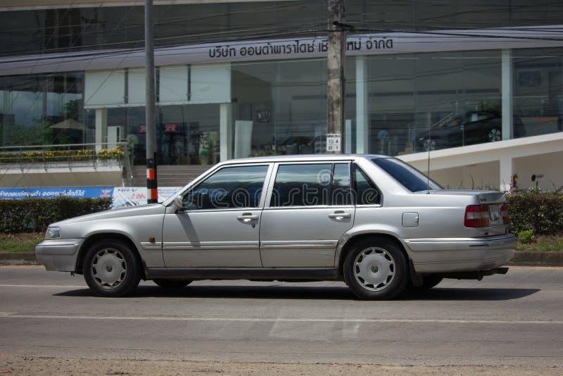 Private car, Volvo Sedan Car S60. stock photos