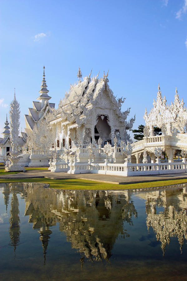 Chiang Rai (Tailandia) immagini stock