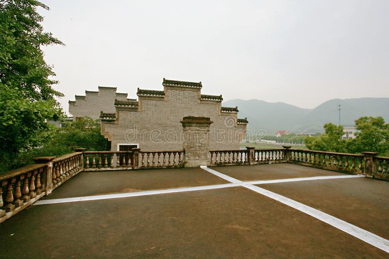 Chiang& x27;s former residence royalty free stock images
