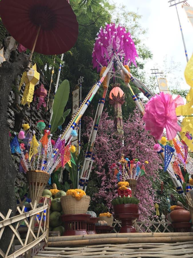 Chiangmai Таиланд стоковая фотография rf