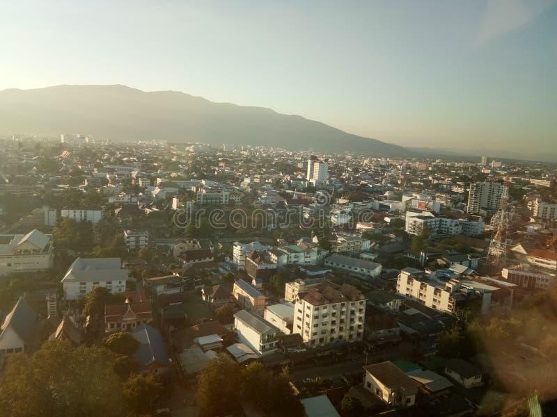 Chiangmai da vista fotos de stock
