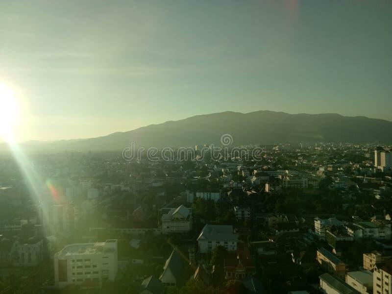 Chiangmai de vue photos stock