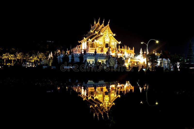 Chiangmai royal pavilion royalty free stock photography