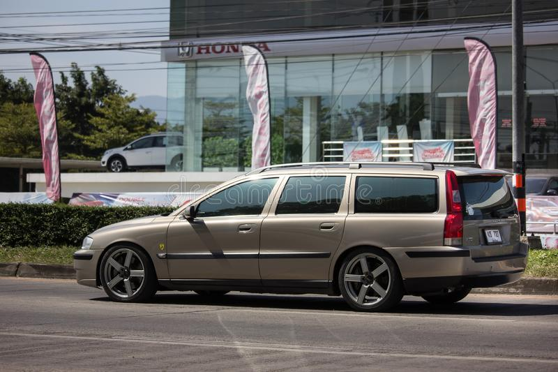 Private car, Volvo V70 royalty free stock photography