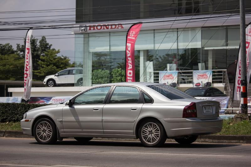 Private car, Volvo S80 stock images