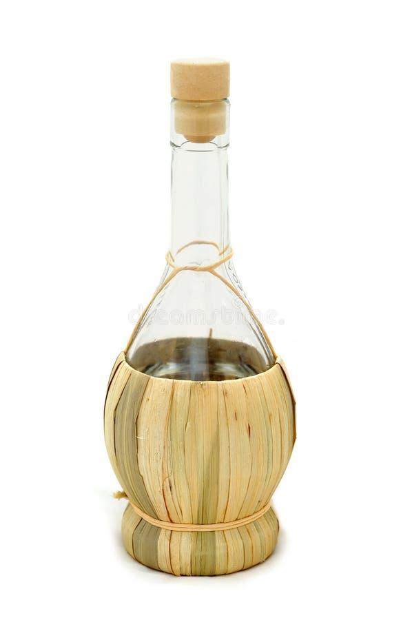 chianti ιταλικά μπουκαλιών στοκ φωτογραφίες