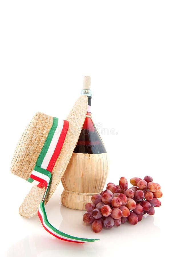 Chianti aus Italien stockfotos