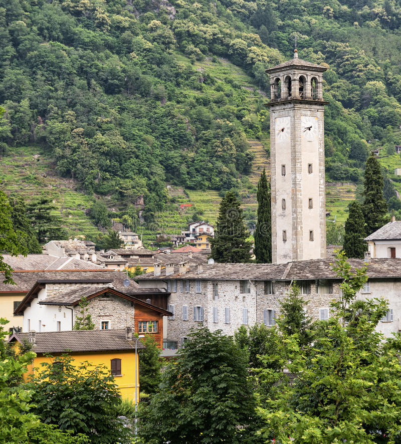 Free Chiavenna Sondrio, Italy Royalty Free Stock Photo - 89876605