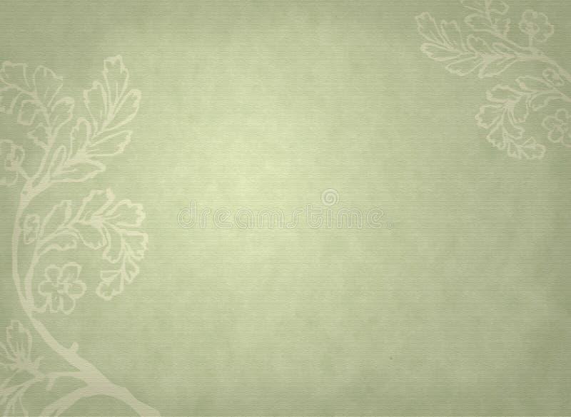 chic sjaskig tappning för bakgrund stock illustrationer
