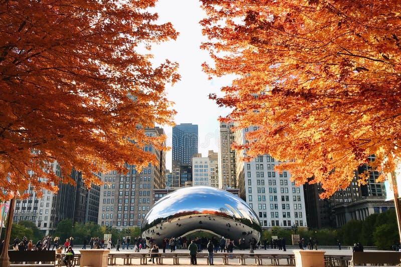 chicago immagini stock