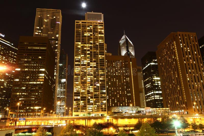 chicago стоковое фото rf