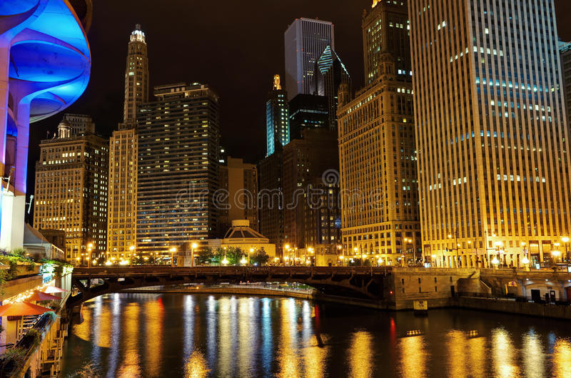 Download Chicago stock photo. Image of real, built, chicago, blue - 17522020