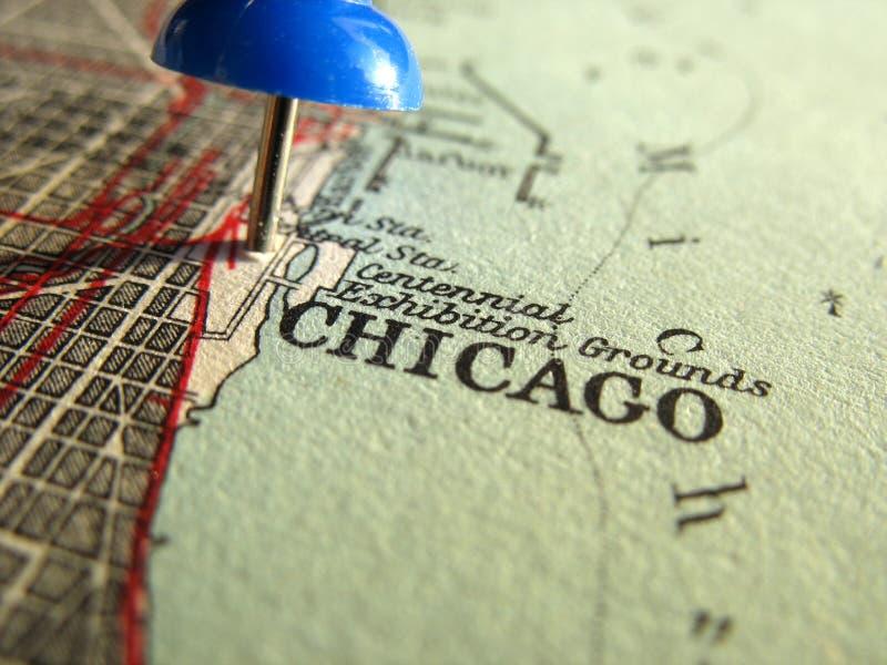 chicago стоковое изображение