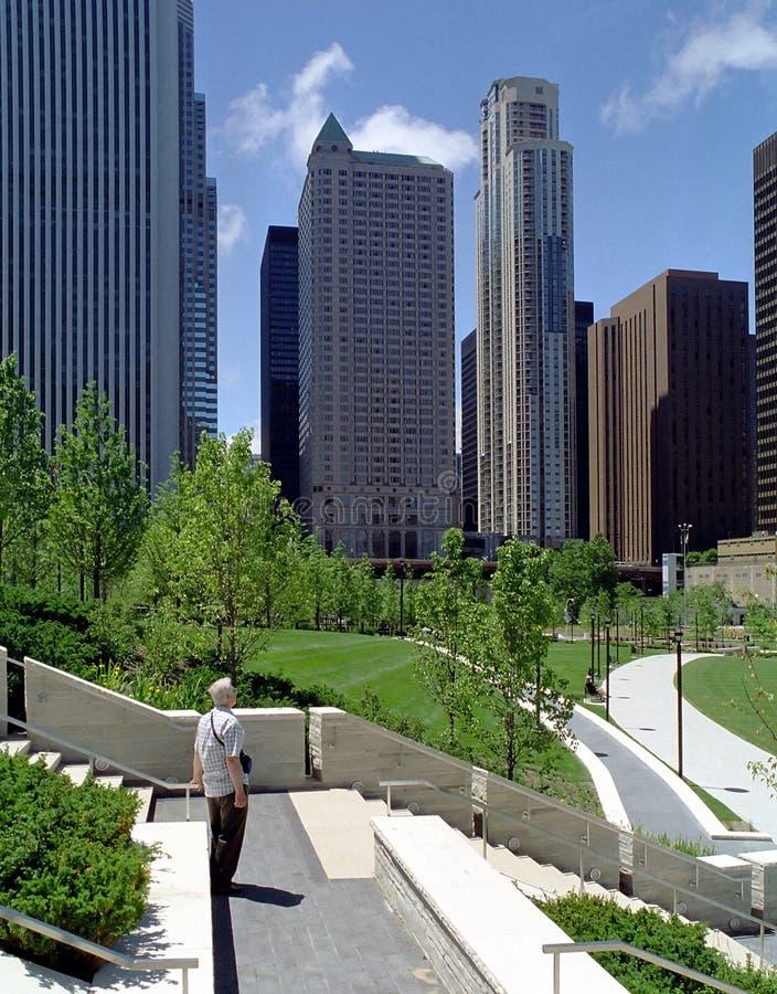 Chicago 22 image libre de droits