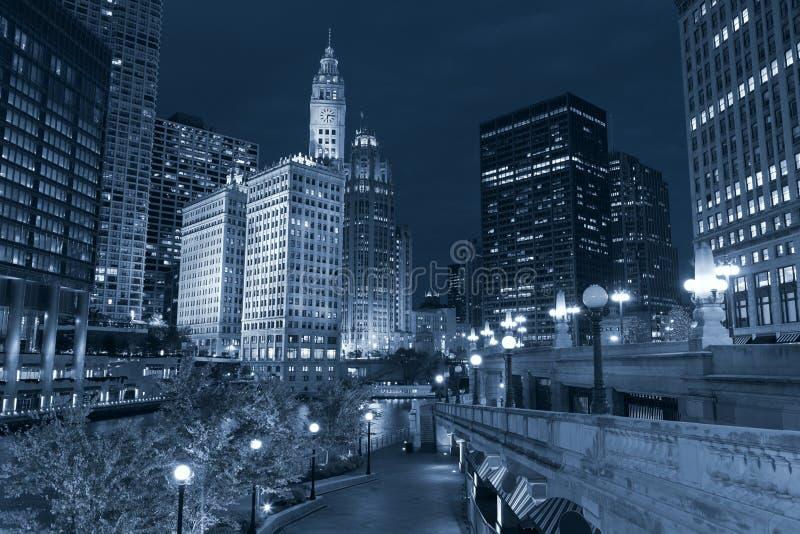 Chicago. fotografie stock