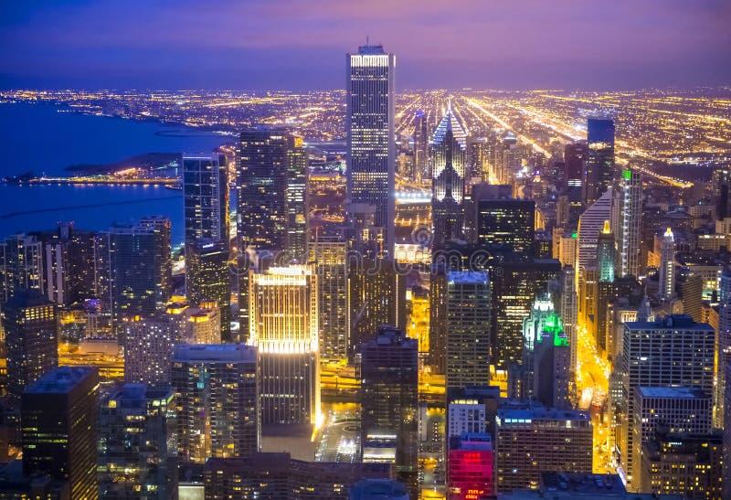 Chicago imagen de archivo