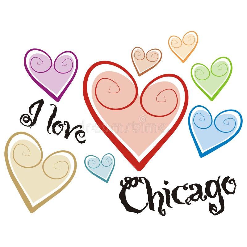 chicago бесплатная иллюстрация