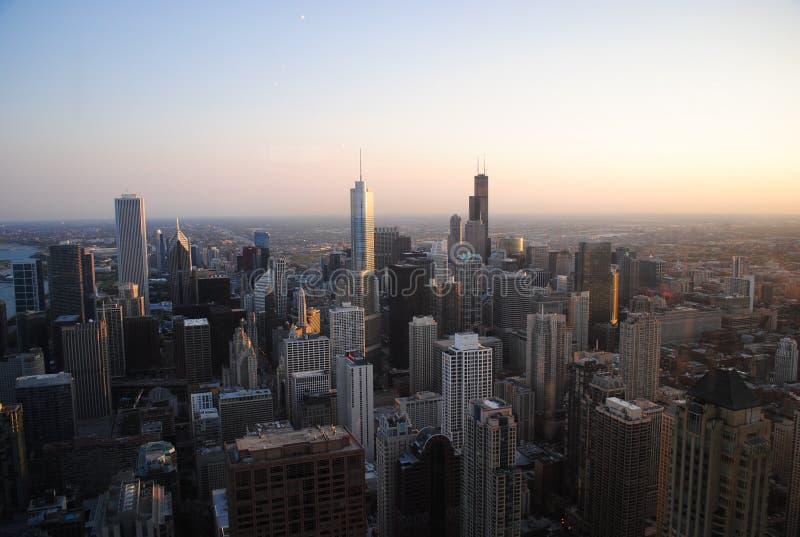 chicago stockbild