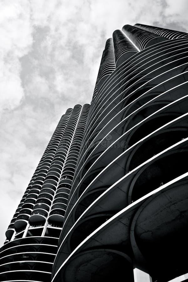 chicago stock afbeelding