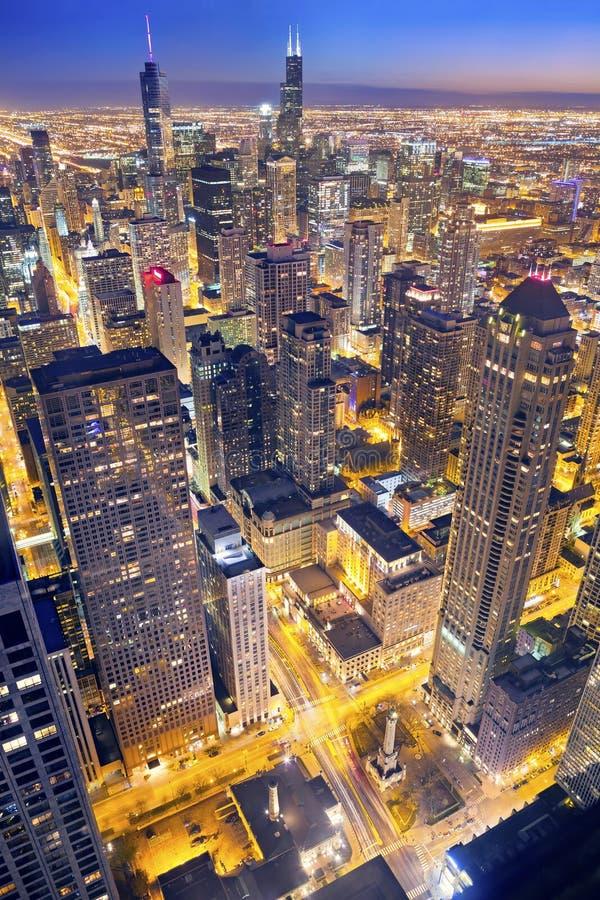 chicago obraz royalty free