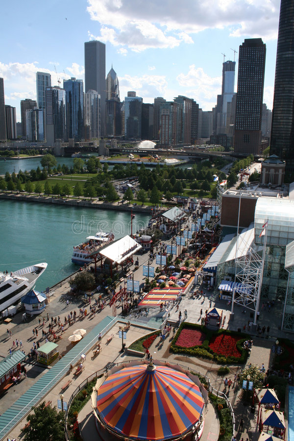 Download Chicago Stock Image - Image: 5648531
