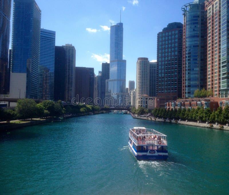 chicago photographie stock libre de droits