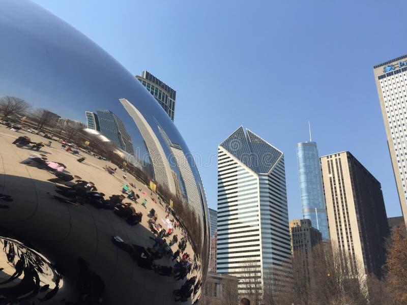 chicago photo libre de droits