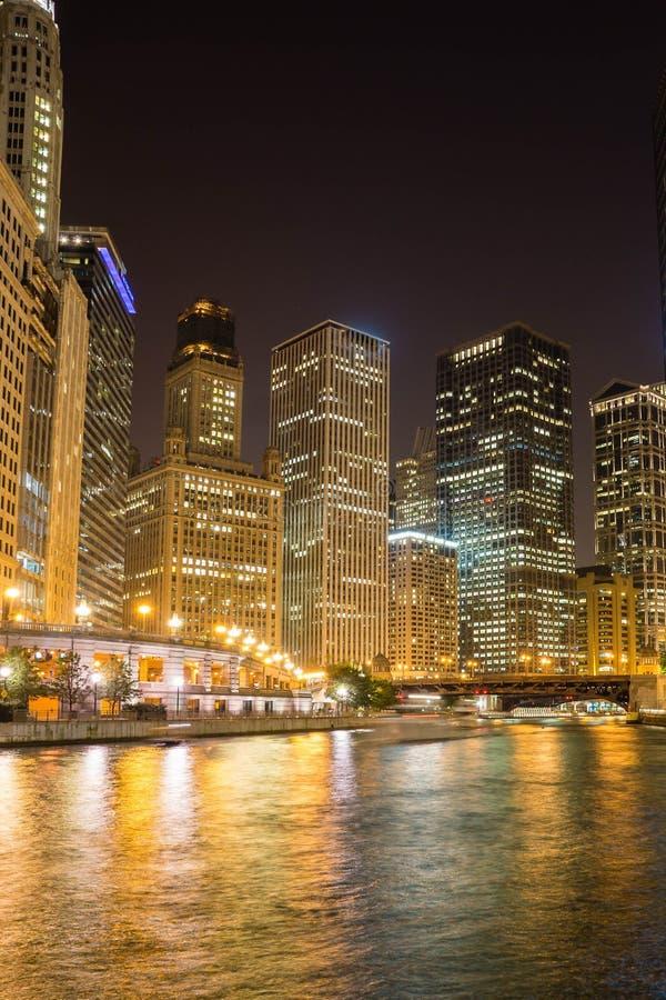 chicago royalty-vrije stock foto