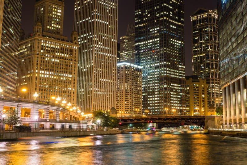chicago royalty-vrije stock fotografie