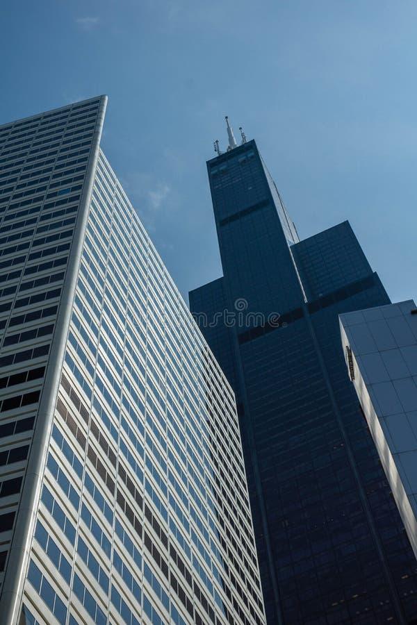 chicago royalty-vrije stock foto's