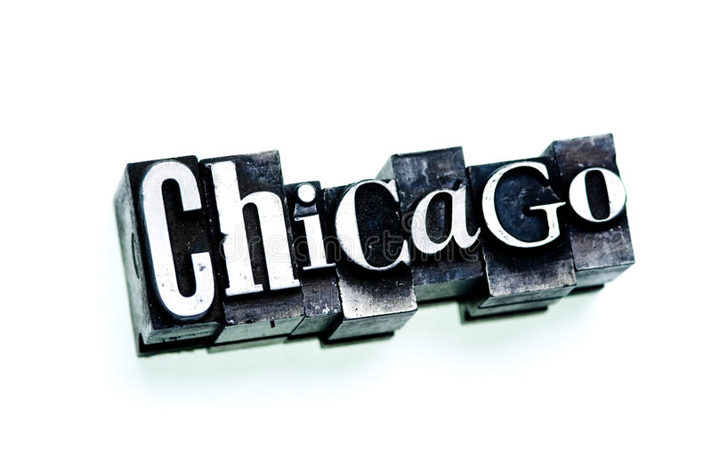 Download Chicago stock image. Image of letter, block, communication - 7839491
