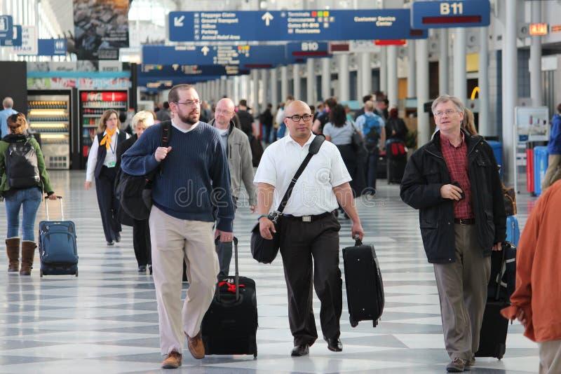 Chicago Airport stock photos