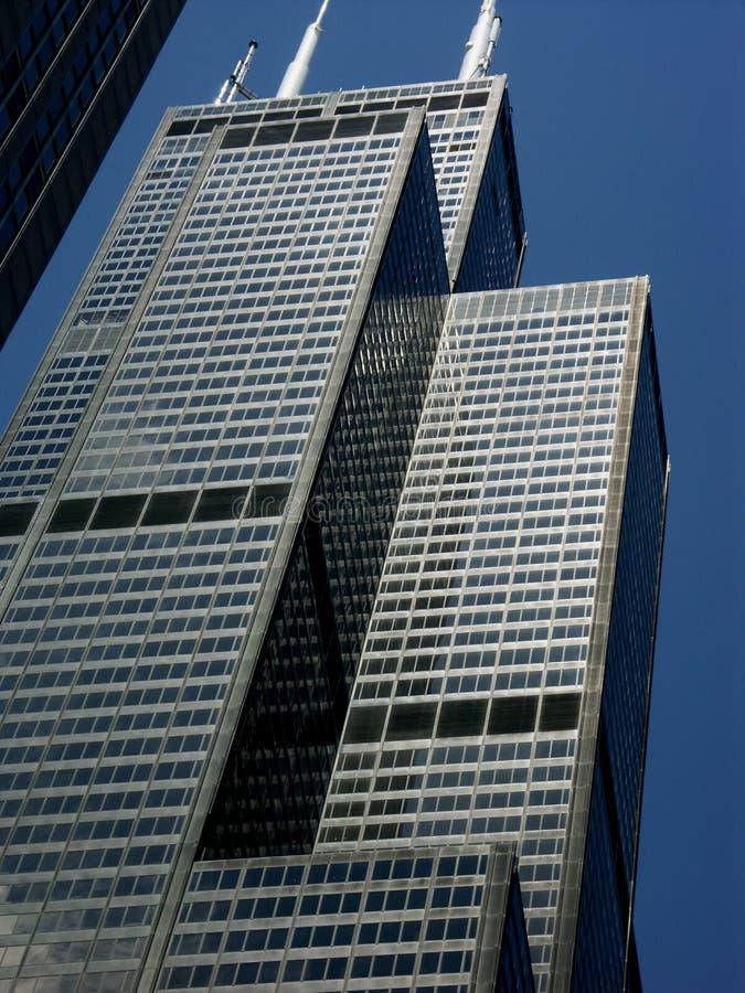 Chicago architektury fotografia royalty free