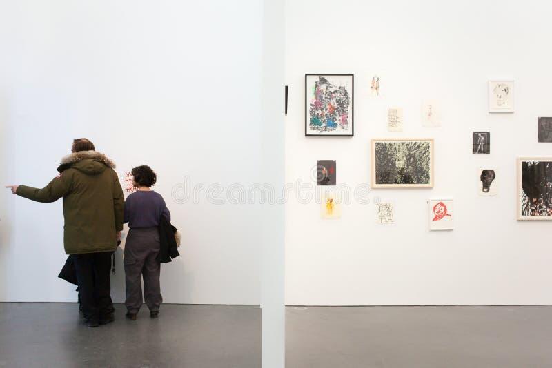 Chicago Art Museum stock fotografie