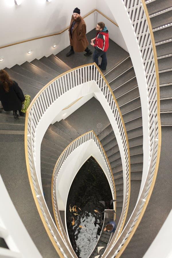 Chicago Art Museum stock foto's