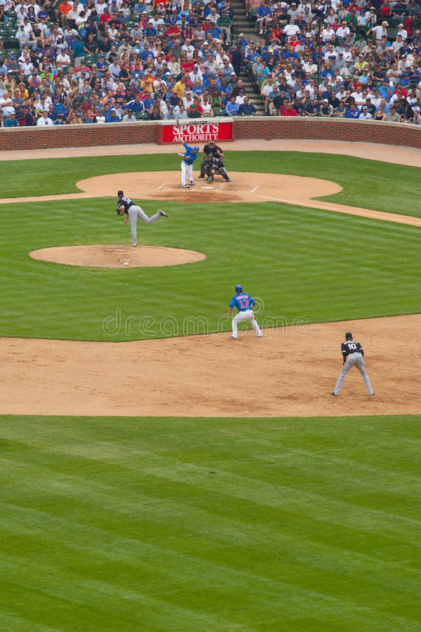 Free Chicago Baseball Stock Photography - 9981672