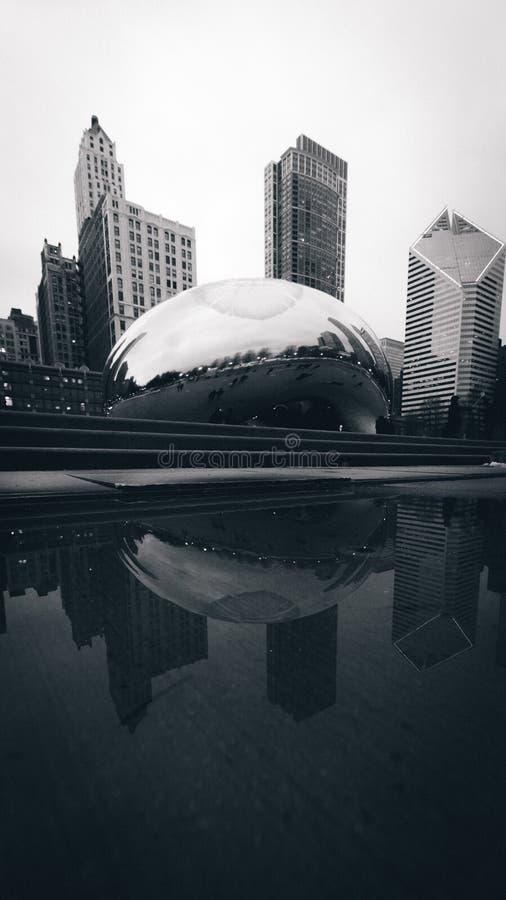 Chicago Bean stockfotos