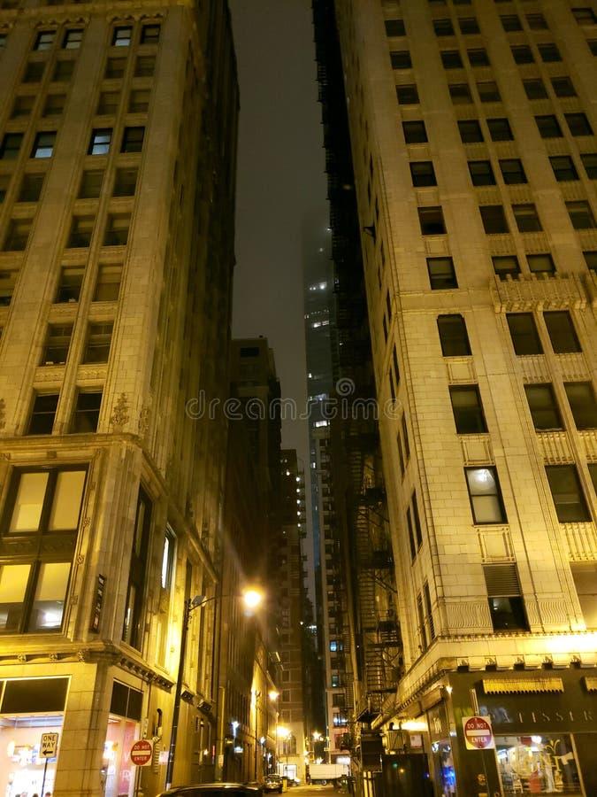 chicago royaltyfria bilder