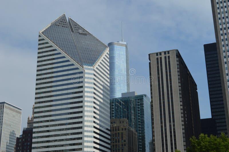 Chicago-Diamant stockbilder