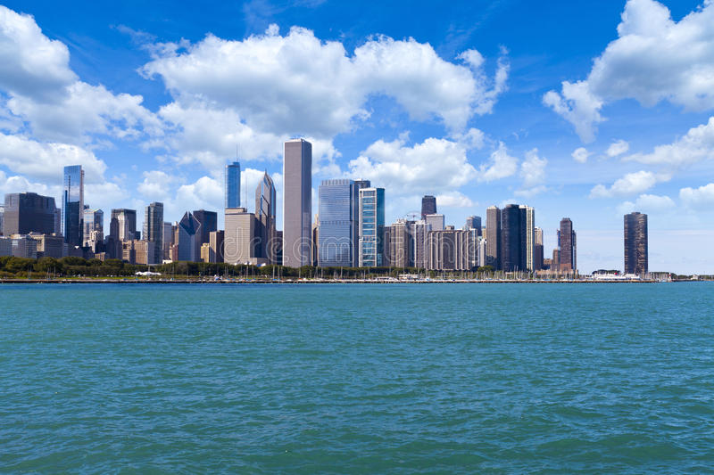 Download Chicago Downtown stock image. Image of luxury, modern - 26613751
