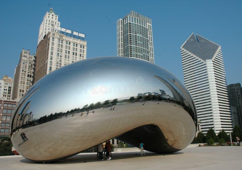 Chicago fasolki fotografia royalty free