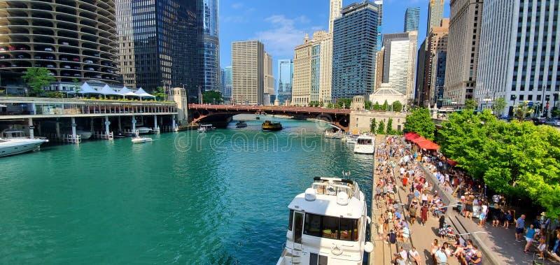 chicago lizenzfreie stockfotografie