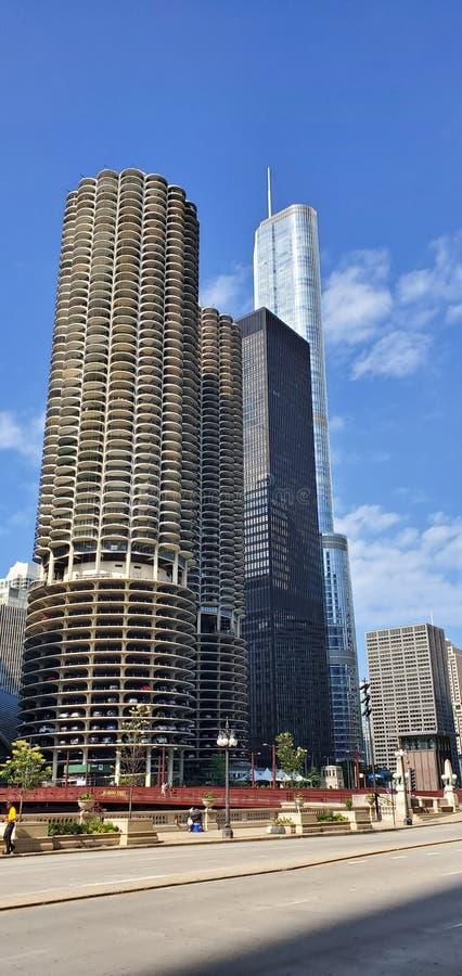chicago lizenzfreie stockfotos