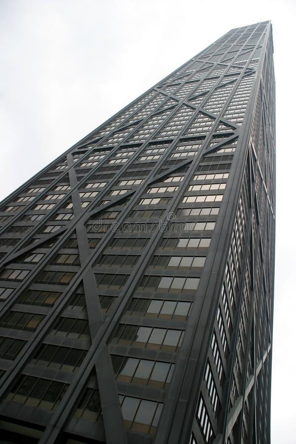 Chicago - gratte-ciel de JHC image stock