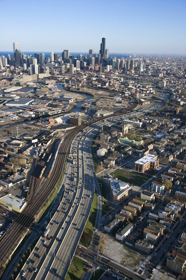 Chicago, Illinois. lizenzfreie stockfotos